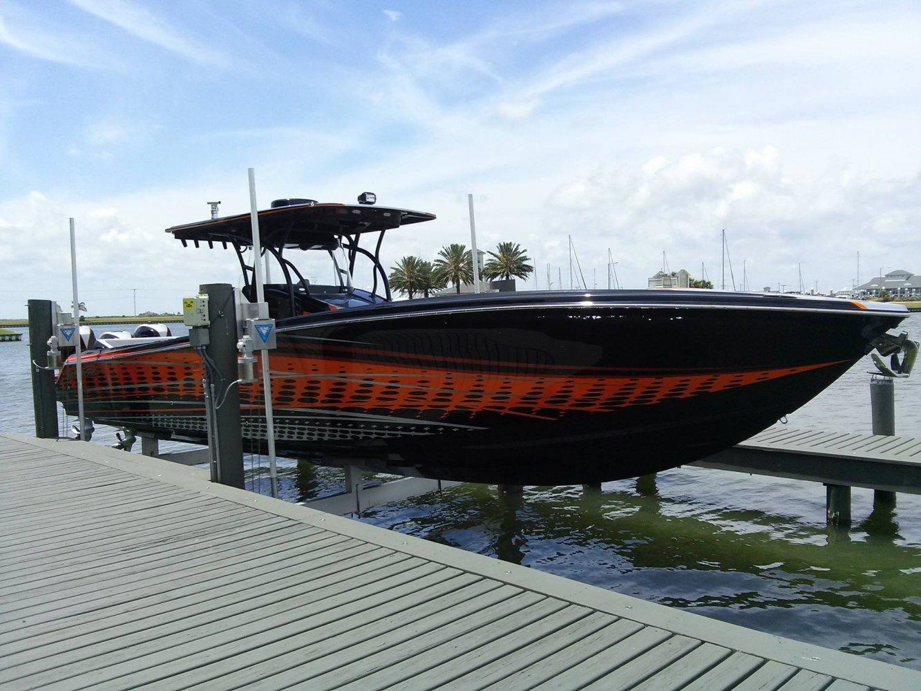 20,000 lb Beamless Concept CRS Lift