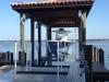 Custom Boathouse & Beamless Concept Lift Combo