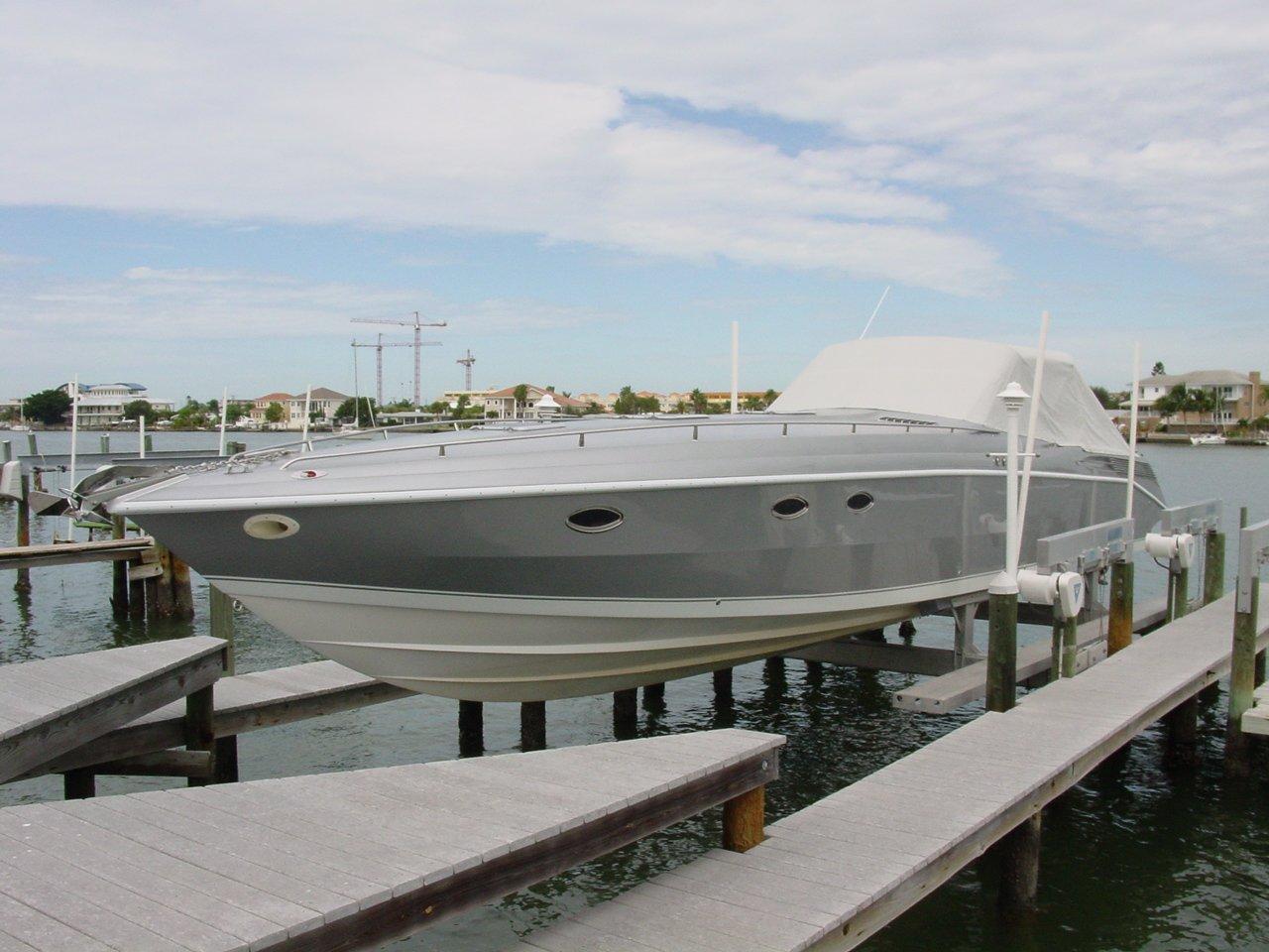 25,000 lb DECO Lift Low-Profile 8-Piling