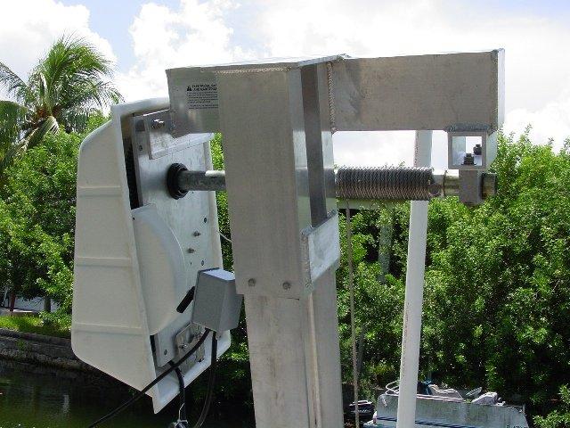 MAXI Elevator Drive System