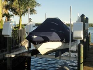 boat lift Sarasota