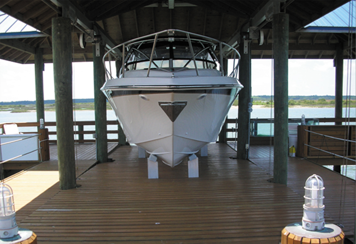 Dock Boat Lifts New Orleans Jacksonville Miami Sarasota