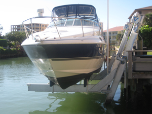 boat elevator