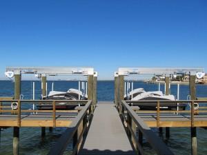 Boat Lift Daytona Beach