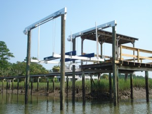 Boat Lift New Smyrna Beach
