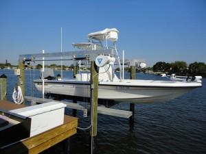 boat lift Delray Beach