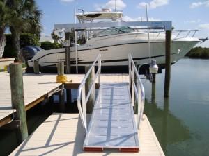 boat lift Florida Keys