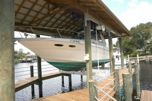boat lift Fairhope