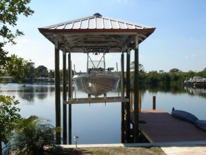 Boat Lift Slidell LA