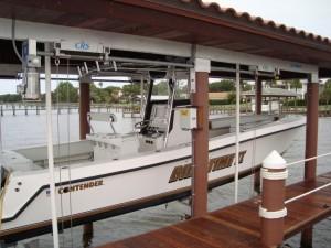 Boat Lifts Oak Island NC