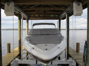 Boat Lifts Myrtle Beach SC