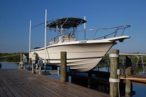 Boat Lift Gulfport MS