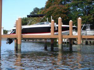 Boat Hoist Mandeville LA