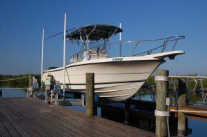 Boat Lifts Apollo Beach FL