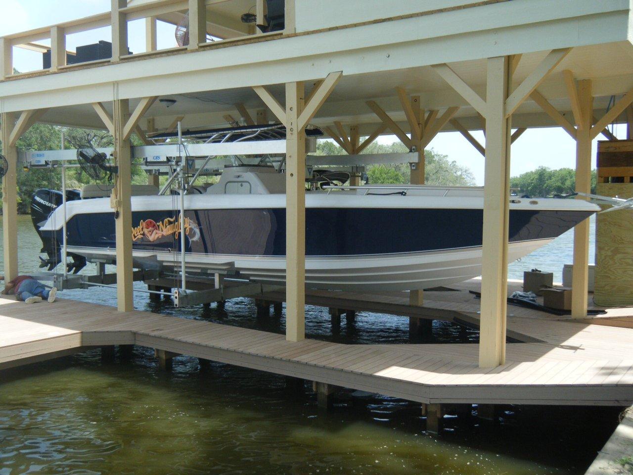 16,000 lb Concept CRS Sidemount Lift