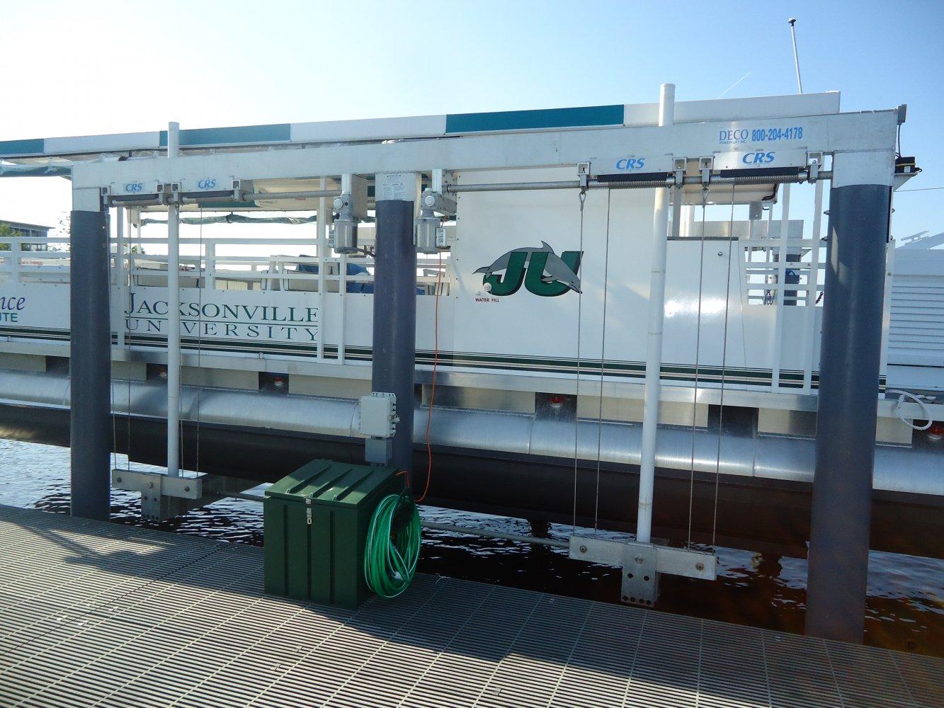 30,000 lb Concept CRS Lift 6-piling