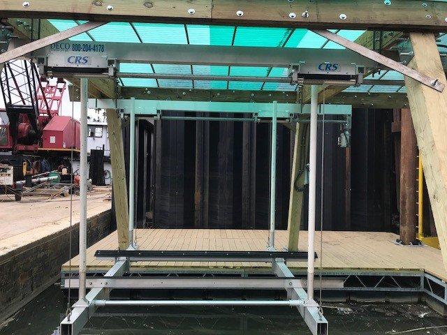 6,000 lb Concept CRS Hanging Lift (2)