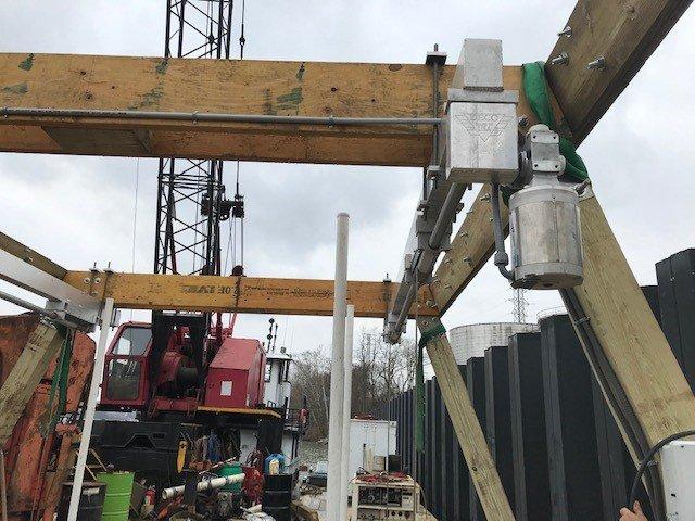 6,000 lb Concept CRS Hanging Lift