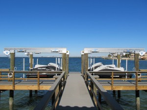 Boat Lift Daytona Beach