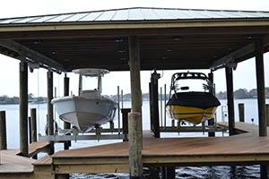 Boat Lift Punta Gorda FL