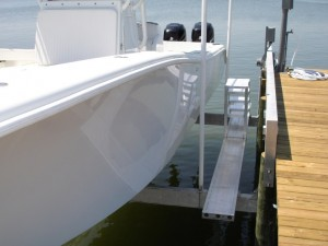boat lift Fort Myers