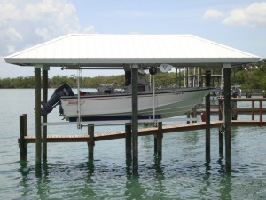 Boat Lifts for Sale Bluffton SC