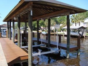 Boat Lift Marco Island FL