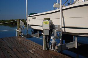 Boat Davits Miami FL