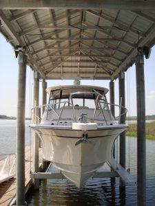 Boat House Lifts Mandeville LA