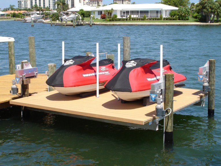 Jet Ski Lifts For Sale >> Jet Ski Lift Panama City Fl