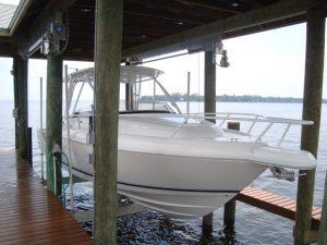 Boat House Lifts Corpus Christi TX