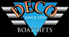 DECO Boat Lifts Logo