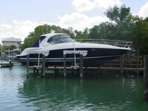 Boat Hoist Oak Island NC