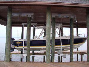Boat Hoist for Sale Houston TX