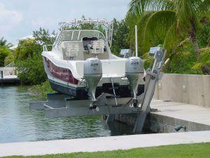 Boat Elevator Punta Gorda FL