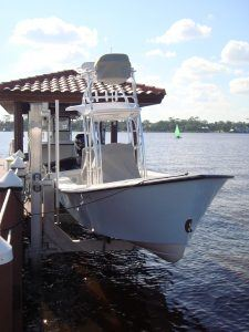 Boat Elevator Key Largo FL
