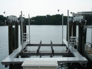 Boat Lift Maintenance