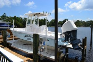 Boat Lift Maintenance Ft. Myers