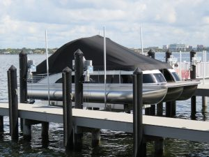 Pontoon Boat Lift