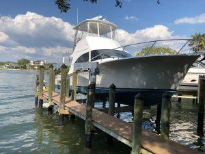 Boat Hoist Port Richey FL
