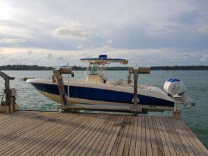 Boat Hoist Punta Gorda FL