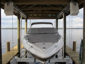 Boat Lift Installation Cost