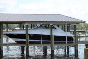 Boathouse Lifts Dauphin Island AL