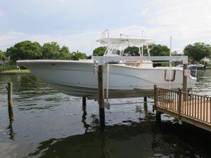 Boat Hoist Cape Coral FL