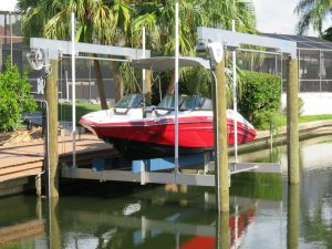 Boat Hoist Holiday FL