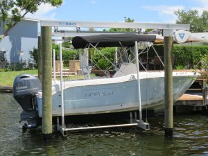 Boat Lift Holiday FL