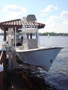Boat Elevator Port Richey FL