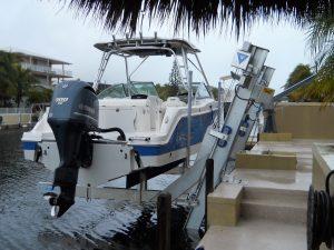 Boat Elevator Port Charlotte FL