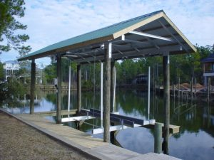 Boat House Lift Mobile AL