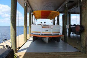 Boathouse Lift Conroe TX